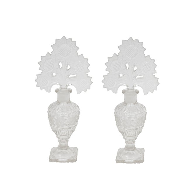 Sunflower Perfume Bottles - Image 1 of 3