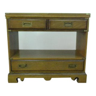 Stanley Campaign Server Sideboard Buffet