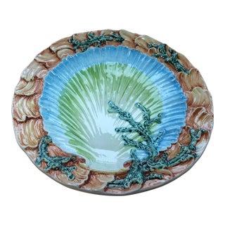 Italian Vietri Nautical Plate