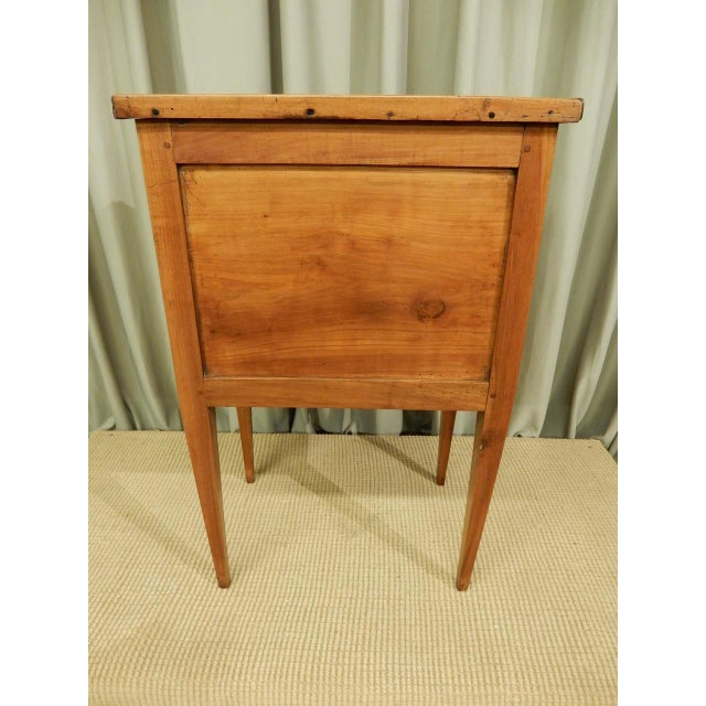 Early 19th Century Early 19th C. French Walnut Side Table For Sale - Image 5 of 9