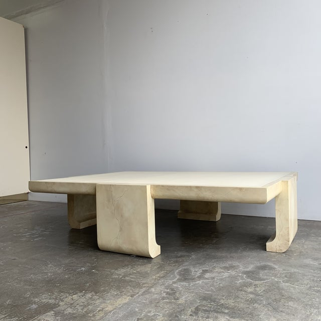 Alessandro for Baker Coffee Table For Sale - Image 12 of 13