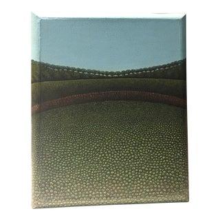 Acrylic Pointillism by S. Berman
