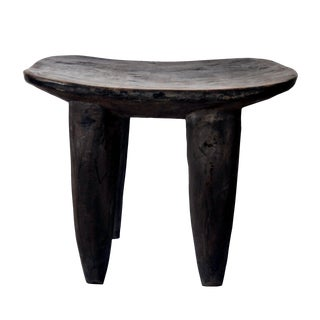 1990s African Senufo Stool For Sale