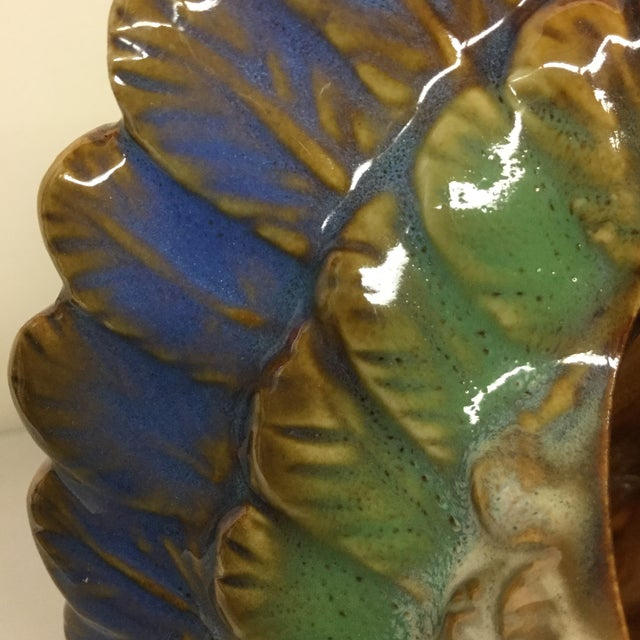 Vintage Ceramic Turkey Planter - Image 10 of 11