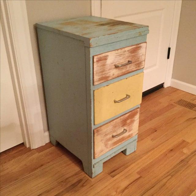 Vintage 3-Drawer Stand - Image 4 of 11