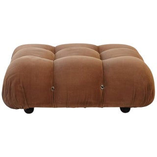 Mario Bellini Large Camaleonda Sofa Element for Re-Upholstery, B&b Italia, 1970s For Sale