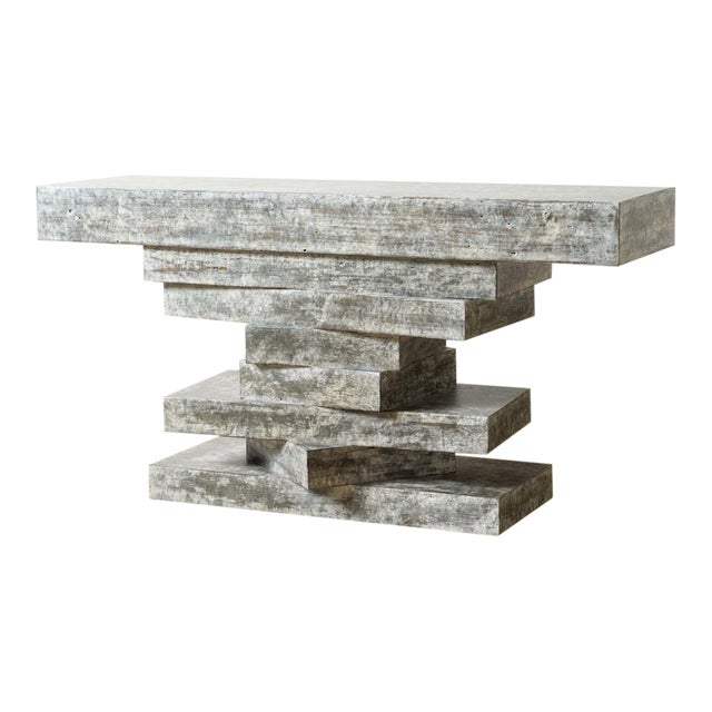 Contemporary Holt Console Table For Sale