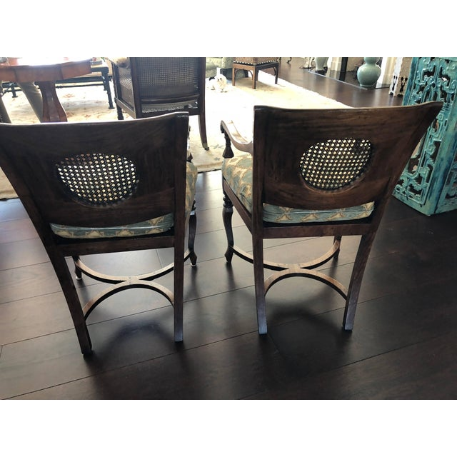 Anglo-Portuguese Armchairs - a Pair For Sale In Tampa - Image 6 of 10