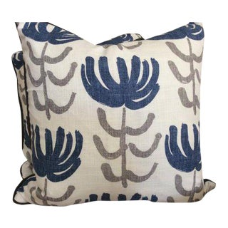 William Yeoward for Designer's Guild Pillow Covers - a Pair For Sale