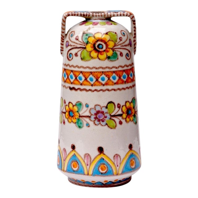 Vincenzo Pinto Classical Style Vase For Sale
