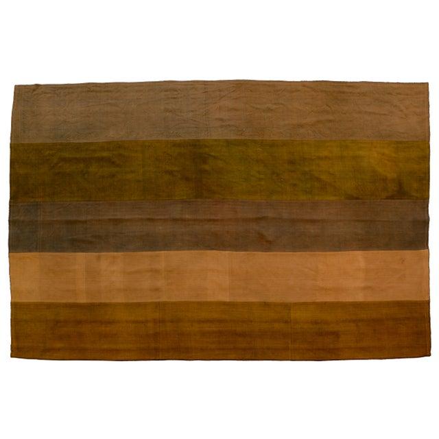 "Turkish Kourmak Textile or Rug - 8'6"" x 5'8"" - Image 1 of 3"