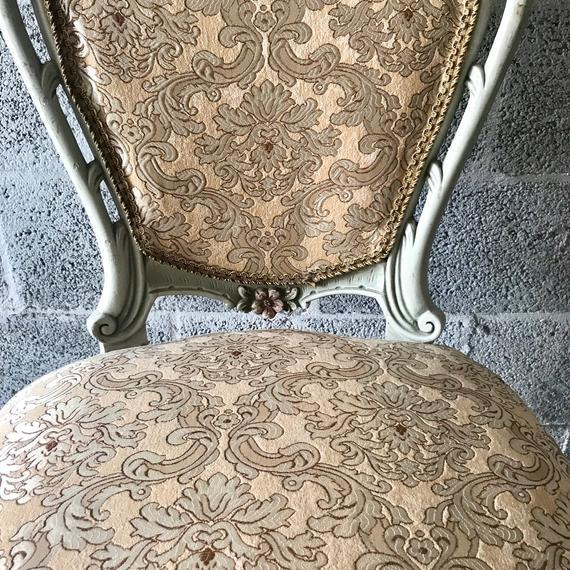1900s Vintage Louis XVI Chairs- A Pair For Sale - Image 9 of 11