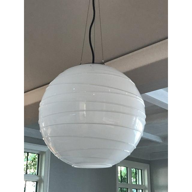 Circa Lighting Visual Comfort Hailey Medium Round Pendant Light For Sale - Image 12 of 12