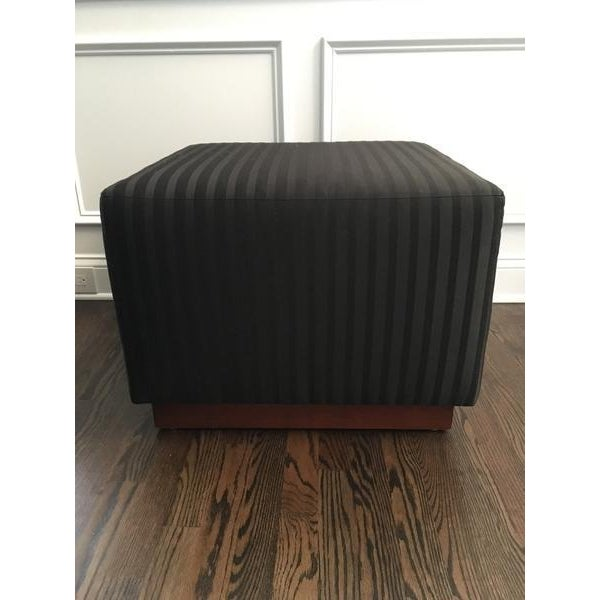 Ralph Lauren Home Modern Hollywood Ottoman - Image 2 of 5