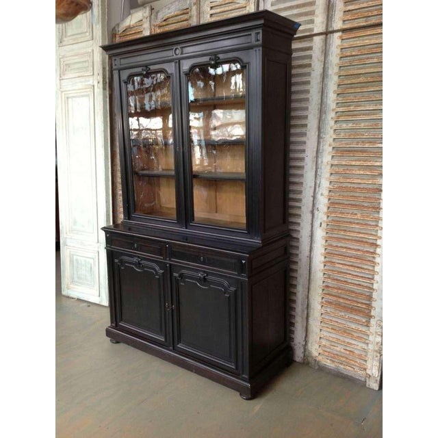 Handsome French 19th Century Bookcase - Image 2 of 11