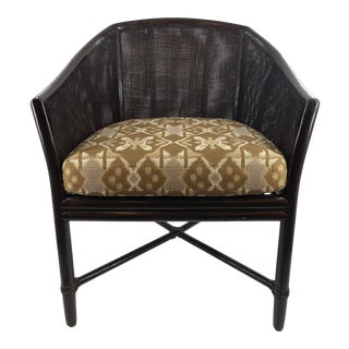 McGuire Cohen Tub Chair For Sale