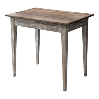 Swedish Side Table For Sale