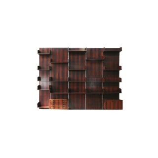 Bookcases Palissander 1950 For Sale