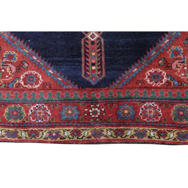 """Antique North West Persian Runner Rug - 3'5"""" X 16'5"""" - Image 3 of 5"""