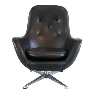 Mid-Century Modern Overman Ab Pod Chair