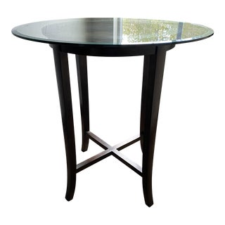 Crate & Barrel Halo Dining Table For Sale