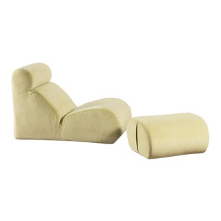 """Bobo"" Lounge Chair By Cini Boeri for Arflex"