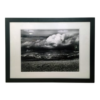 """Civilization"" From the Urban Series Signed Photograph by Mitch Dobrowner For Sale"