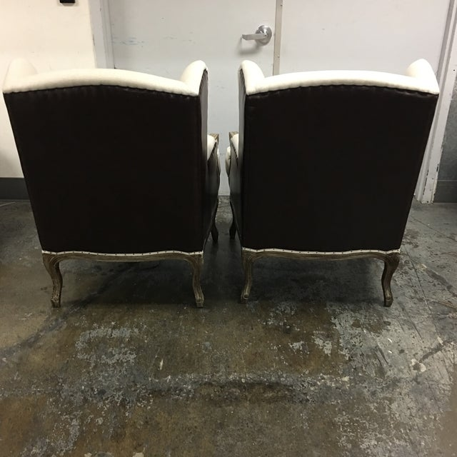 Pacific Direct Marie Armchairs, a Pair - Image 6 of 11