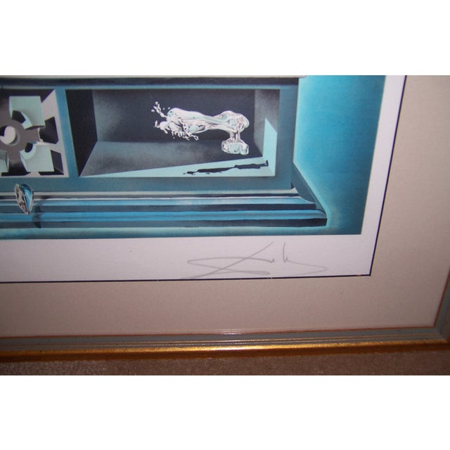 Signed 1979 Dali Print Carmen With Original Bill - Image 9 of 9