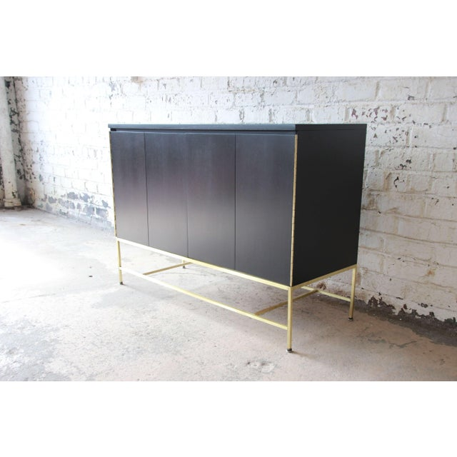 "Paul McCobb for Calvin ""Irwin Collection"" Sideboard Credenza For Sale - Image 12 of 12"