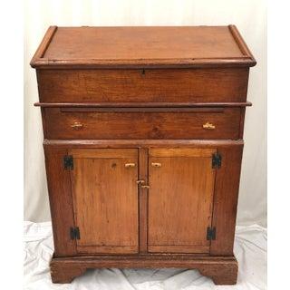 Antique Plantation Desk Preview