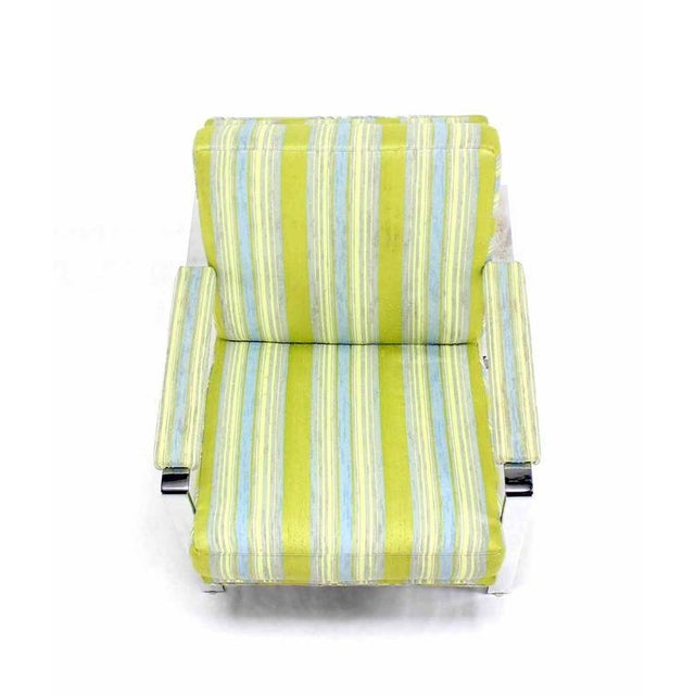 Early 20th Century Mid-Century Modern Lounge Chair For Sale - Image 5 of 6