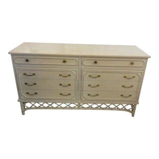 Ficks Reed 6 Drawer Dresser For Sale