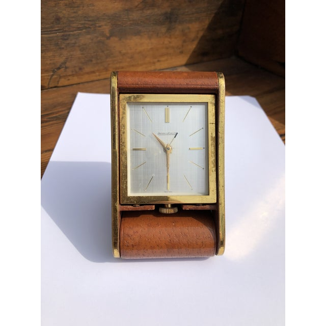 Jaeger-LeCoultre Travel Clock For Sale - Image 13 of 13