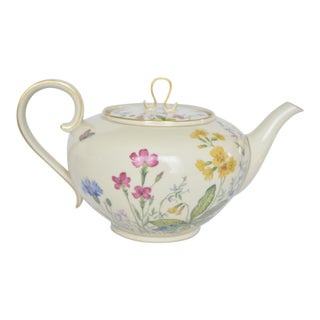 Wild Meadow Flowers Pristine 8-Cup Teapot