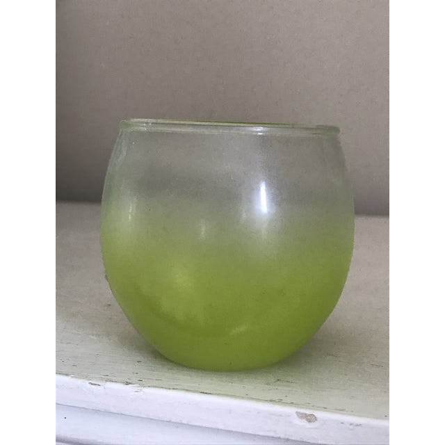Green Blendo Cocktail Pitcher & Glasses - Set of 5 For Sale - Image 8 of 9