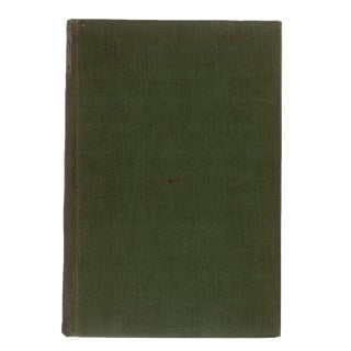 """1922 """"Books and Characters"""" Collectible Book For Sale"""