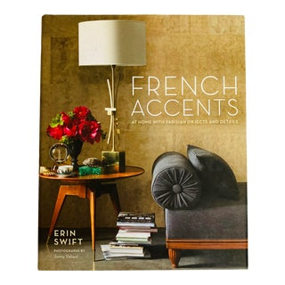 2013 French Accent First Edition Interior Decor Book For Sale
