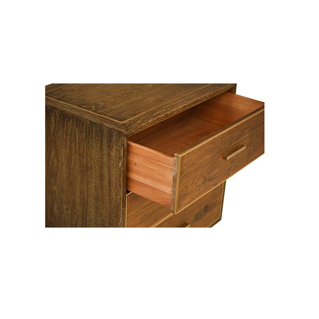 Oak and Pine Dresser - Image 2 of 2