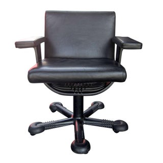 Rare Afra and Tobia Scarpa Office Chair for Molteni For Sale