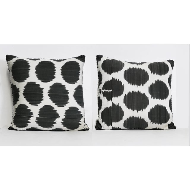 Textile Designed Pillows For Sale In Palm Springs - Image 6 of 6