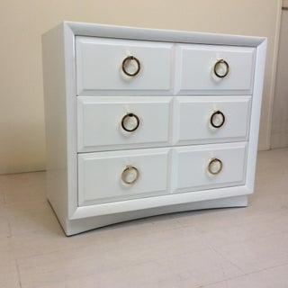 Robsjohn-Gibbings for Widdicomb White Dresser Preview