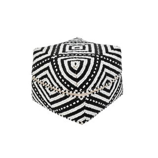 Bamboo Beaded Box Small For Sale