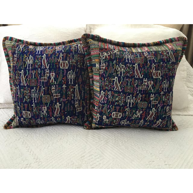 These beautiful cushions come to you straight from my recent trip to Guatemala. For all those who don't know, a lot of the...