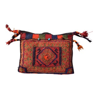1800s Vintage Nomadic Pillow Cover For Sale