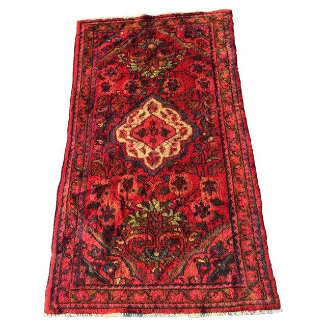 Vintage Lilihan Persian Rug - 2′4″ × 4′3″ - Image 1 of 7