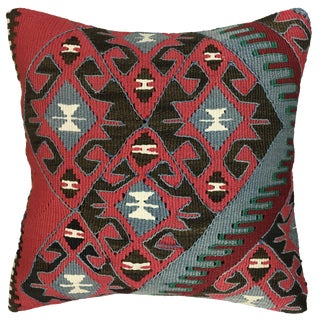 """Rug & Relic Kilim Pillow 
