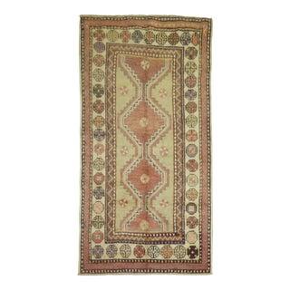 Anatolian Throw Rug, 2'7'' X 4'8'' For Sale