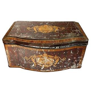 Vintage English Candy Box