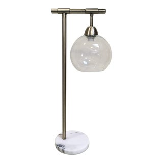 Mid-Century Style Lamp For Sale